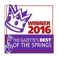 Best of the Springs 2016 Best Lawyer Attorney Andrew Bryant Colorado Springs