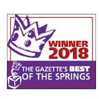 Best of the Springs 2018 Best Lawyer Attorney Andrew Bryant Colorado Springs