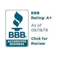 Better Business Bureau A+ Rating for Andrew Bryant Colorado Springs Attorney Lawyer