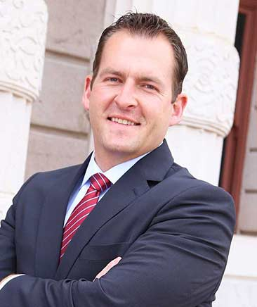 Family Law Attorney Andrew Bryant