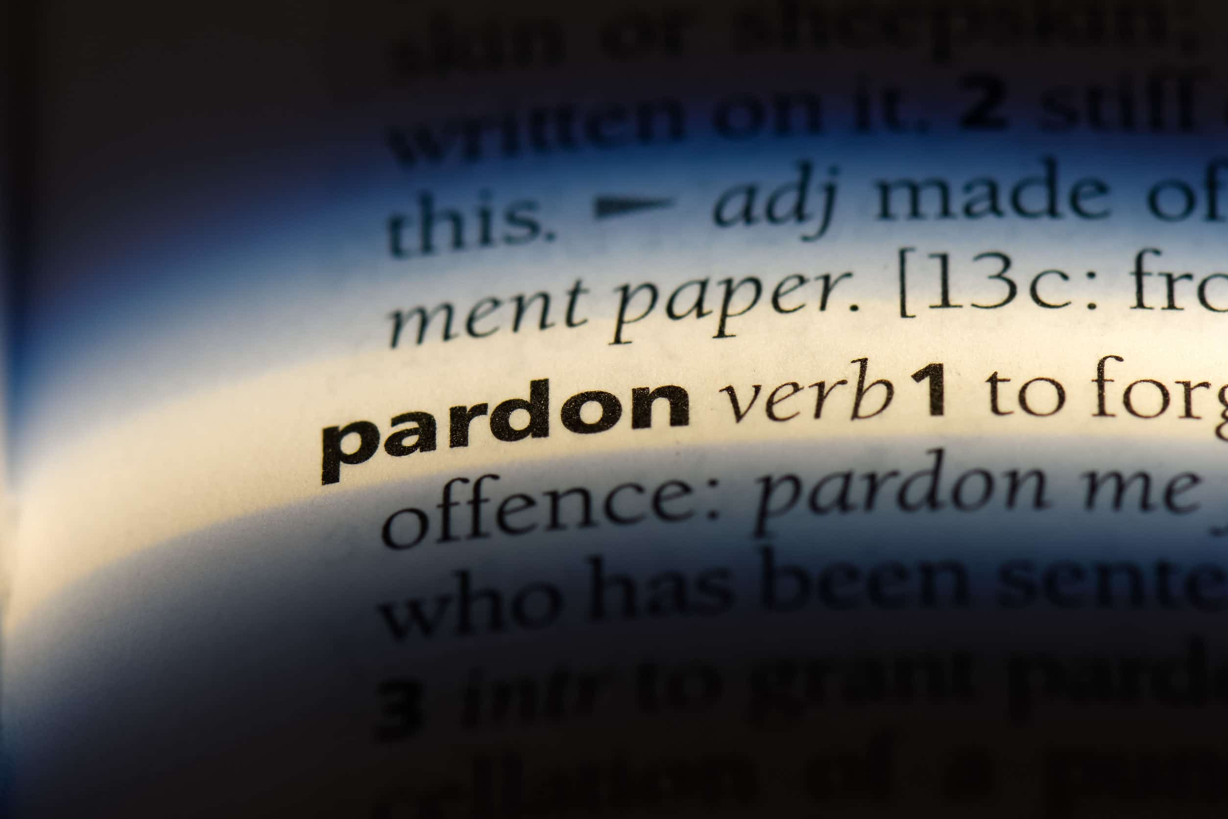 Pardon Me Please: Colorado Clemency and How It Works