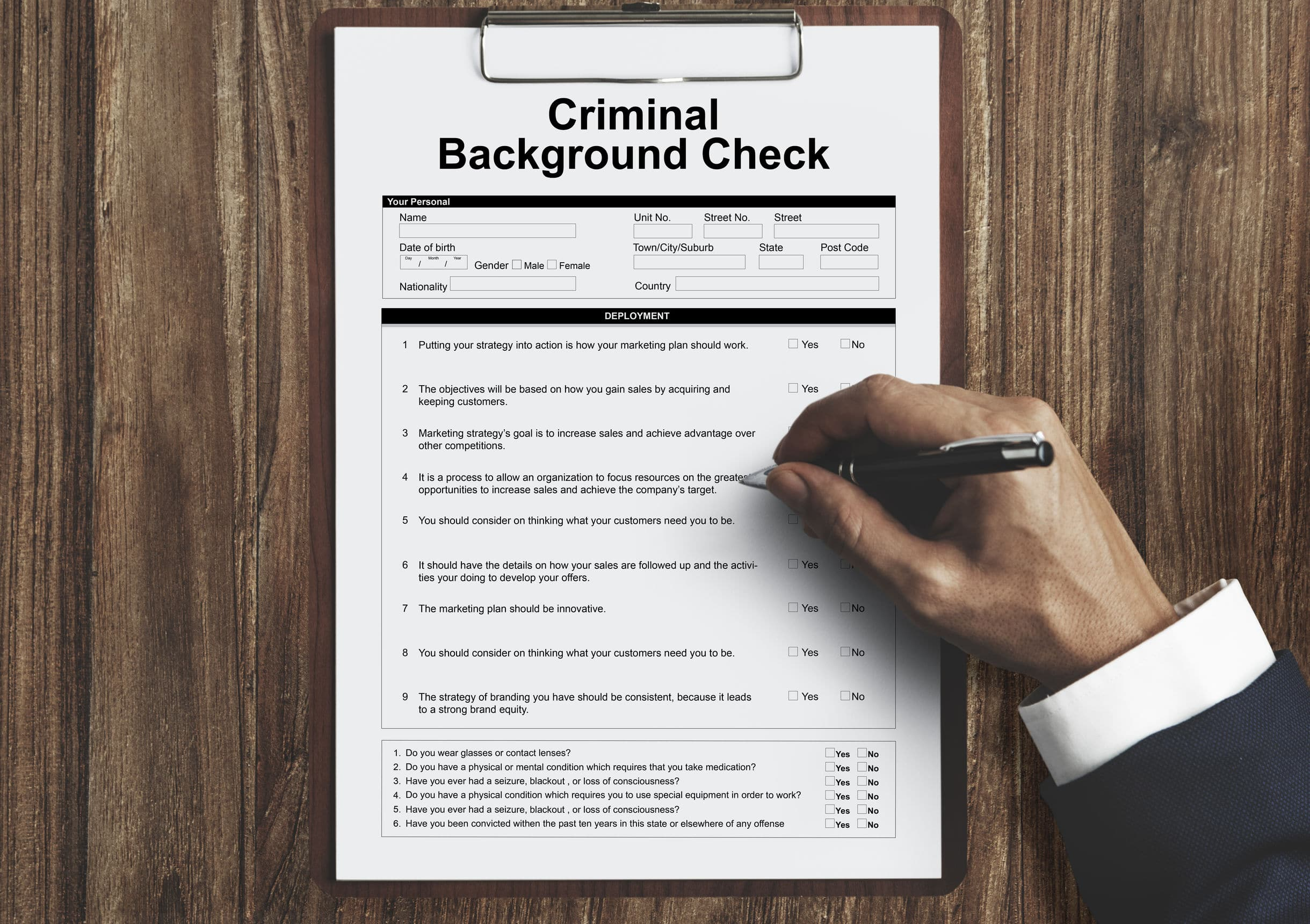 Gift Yourself a Clean Slate -- Have Your CO Criminal Record Sealed